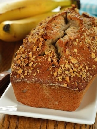 Fruity banana bread