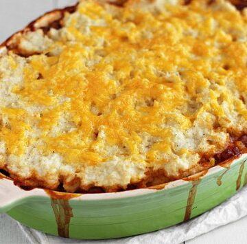 Pueblo Corn Pie recipe