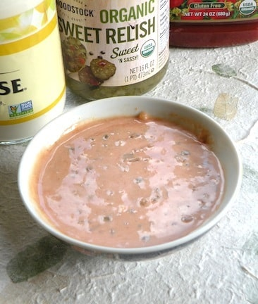 Thousand Island-Style Dressing Recipe