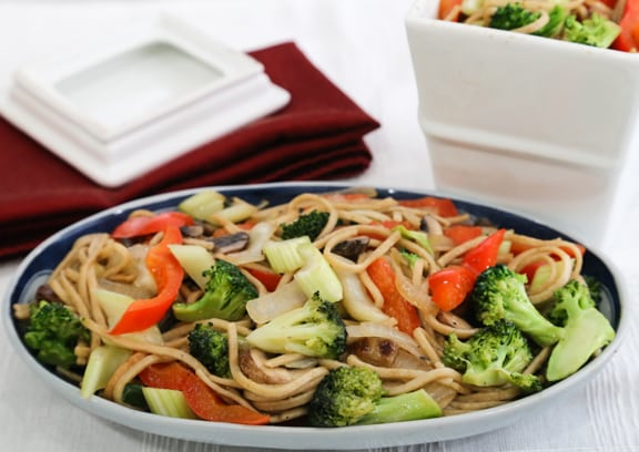 Vegetable chow mein freerunsca Gallery