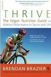 Thrive by Brandan Brazier
