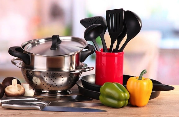 Kitchen counter tools