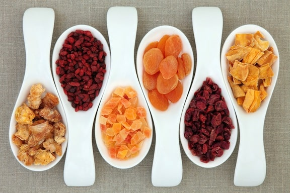 Add Variety with Dried Fruit