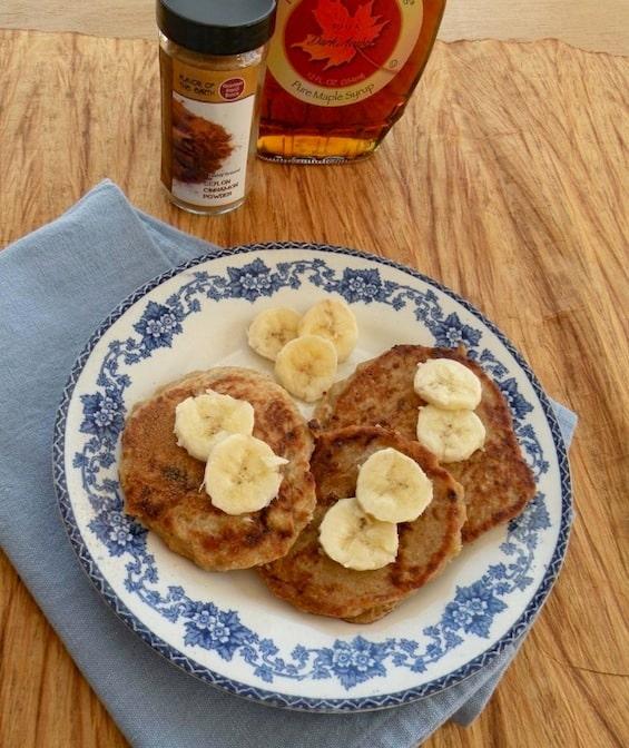 Banana fritters recipe