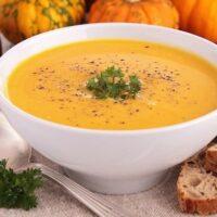 Squash and potato soup recipe