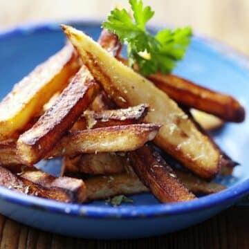 Potato oven fries