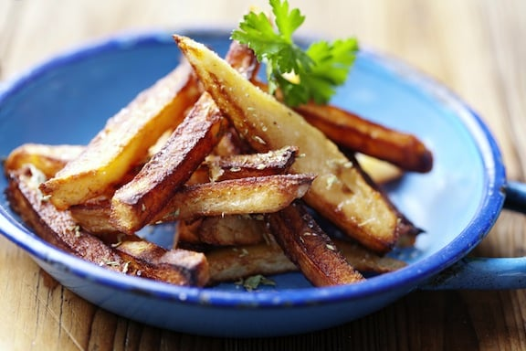 Potato oven fries