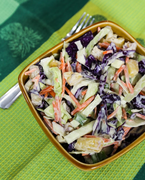 Creole Coleslaw recipe