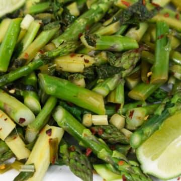 Thai Asparagus