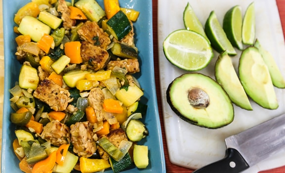Tex-Mex Tempeh recipe