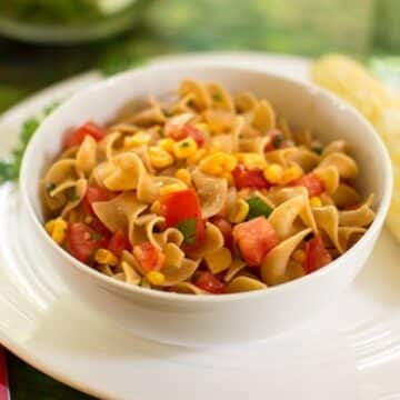 Pennsylvania Dutch Corn Noodles