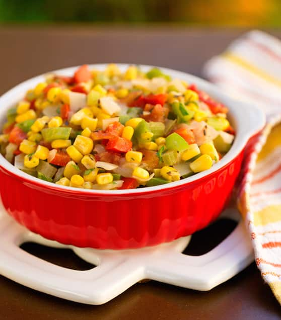 Creole Corn Maque Choux2