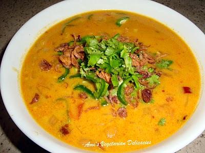 Spicy Lentil Dhal Soup