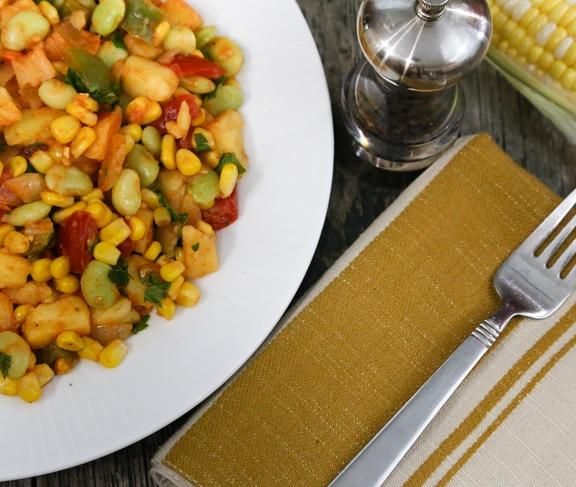 Pennsylvania Dutch Succotash recipe