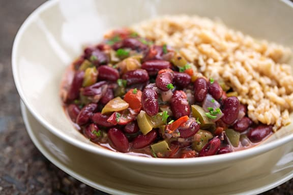 New Orleans Red Beans and Rice recipe
