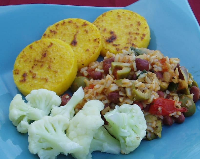 Valencian Rice and Beans