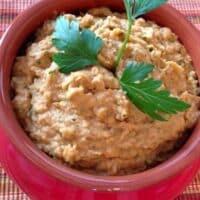 White bean and sun-dried tomato paté recipe