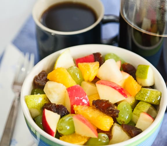 Cool-Season Fruit Salad