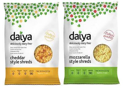 daiya nondairy cheese