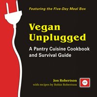 Vegan unplugged by Jon Robertson
