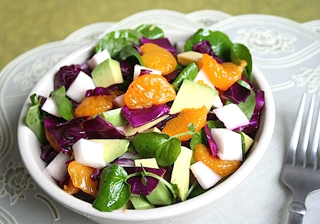 Avocado Orange Salad - 9