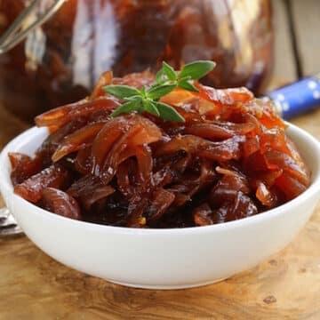 red onion relish recipe