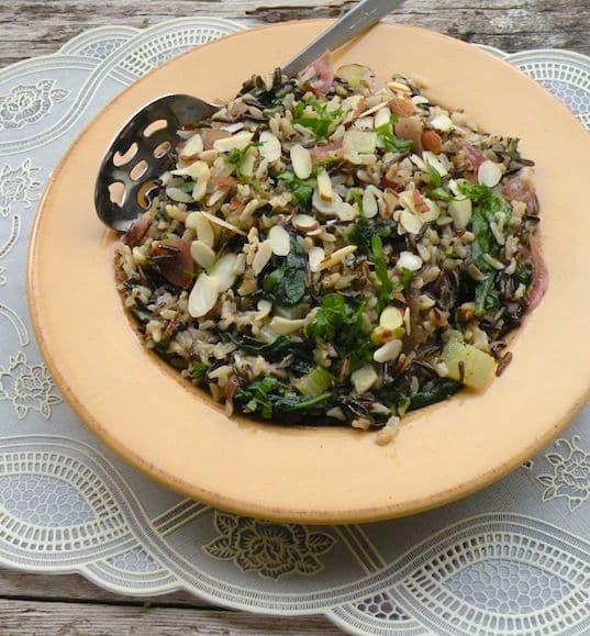 how to cook brown and wild rice