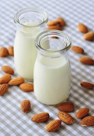 homemade almond milk recipe