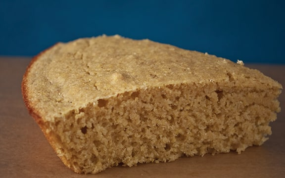 Vegan cornbread from Happy Herbivore
