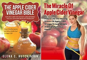 Books on apple cider vinegar