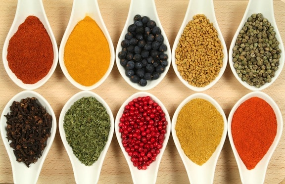 Common Culinary Herbs and Spices
