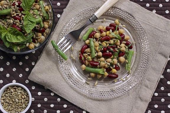 Contemporary Three-Bean Salad Recipe 2