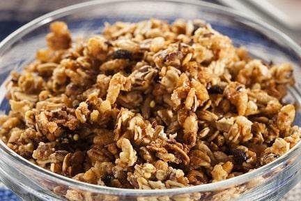 Classic Crunchy Granola