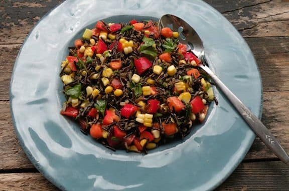 Wild Rice Salad recip
