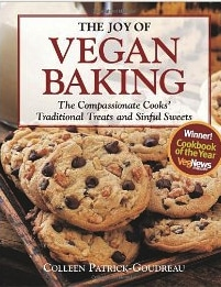 joy of vegan baking by colleen patrick-goudreau