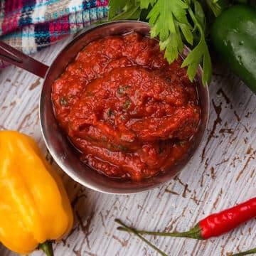 Enchilada sauce recipe