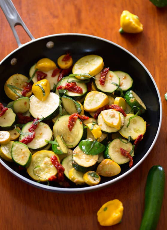 Summer Squash sauté recipe