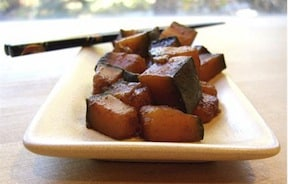 asian-spiced kabocha squash recipe