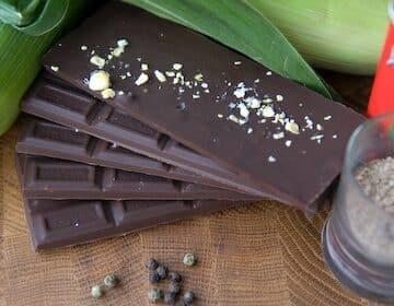 lagusta's luscious chocolate bars