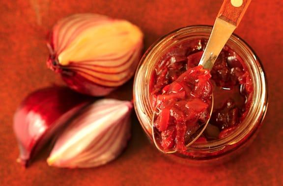 Red onion jam