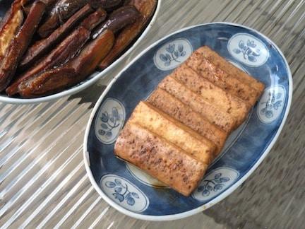 baked tofu teriyaki