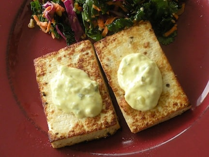 ... is perfect for simple sautéed or grilled tofu or tempeh recipes