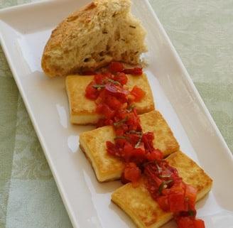 mediterranean tofu