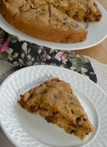 Apricot Blondies