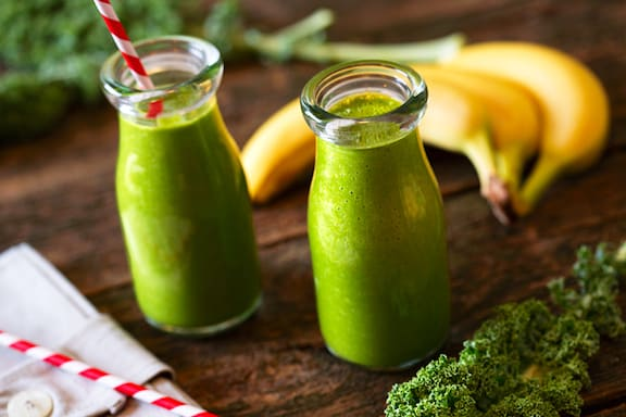 Green Kitchen Smoothies Recipes