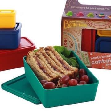 Laptop Lunches school bento box