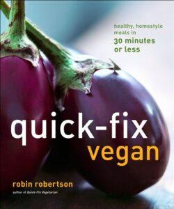 Quick fix Vegan