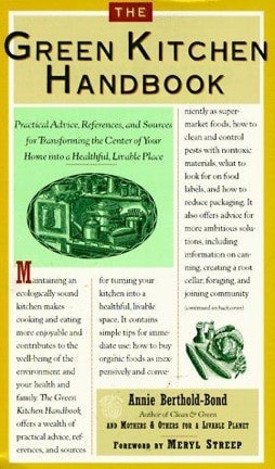 Green Kitchen Handbook by Annie Berthold-Bond
