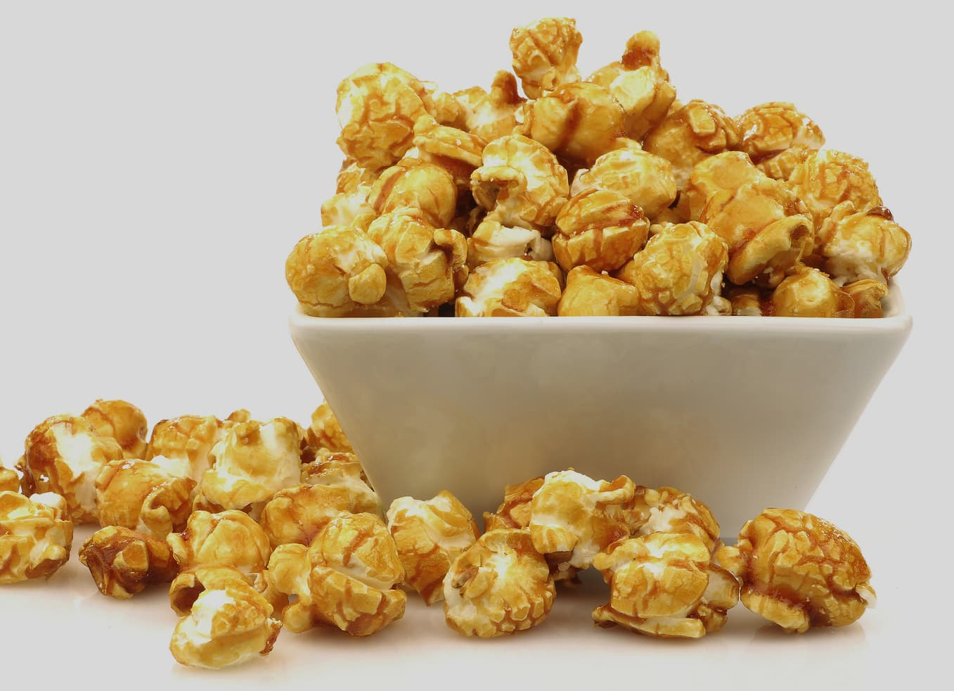 Flavored Popcorn Recipes And Ideas Caramel