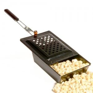 Jacob Bromwell Old Fashioned Popcorn Popper